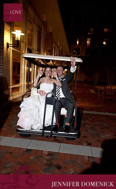 Chesapeake Hyatt wedding