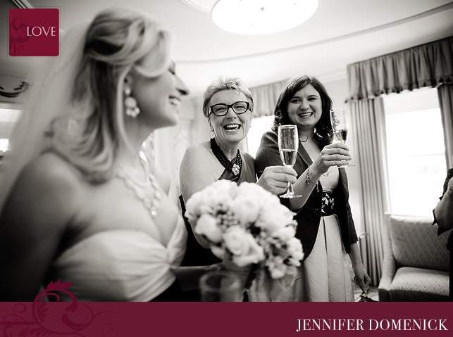 The Mayflower Hotel DC wedding