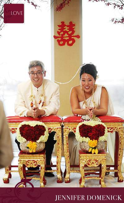 Multicultural Virginia wedding