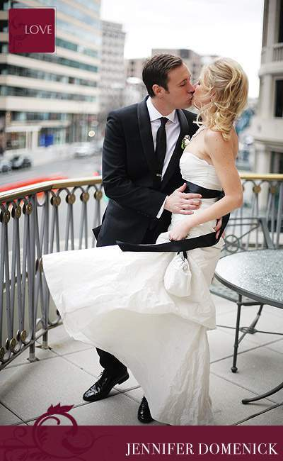 The Mayflower Hotel DC wedding