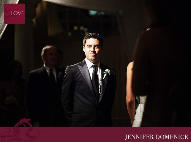 Fairmont Hotel DC wedding