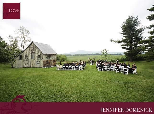 Comus Inn Wedding