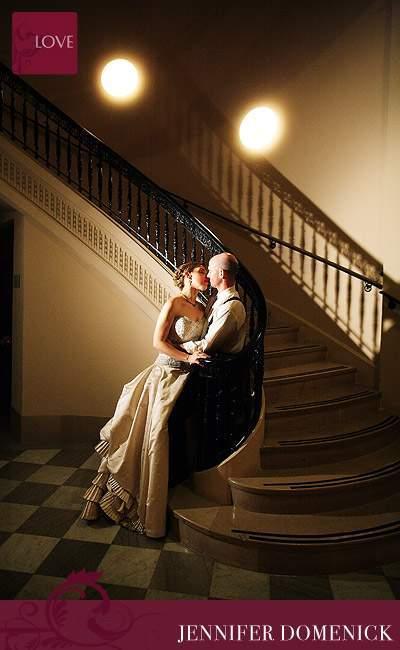 Carnegie Institute of Science DC wedding