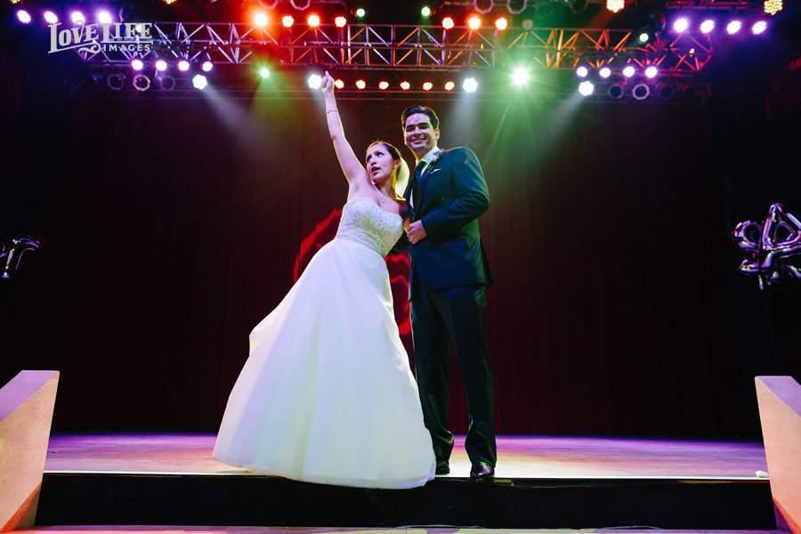 Fillmore Silver Spring wedding