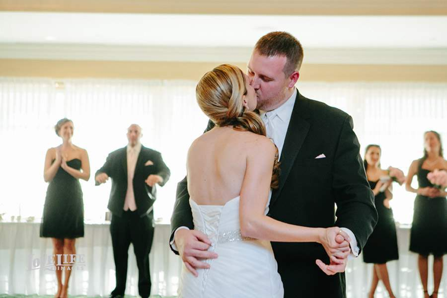 Maryland Golf and Country Club wedding
