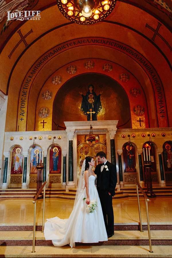 Dumbarton House Wedding