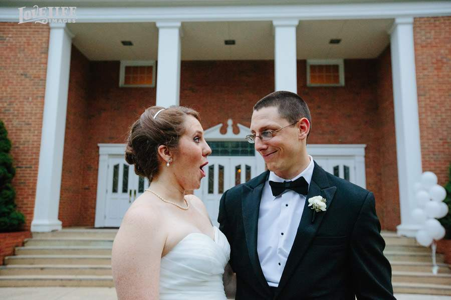 Reston VA wedding