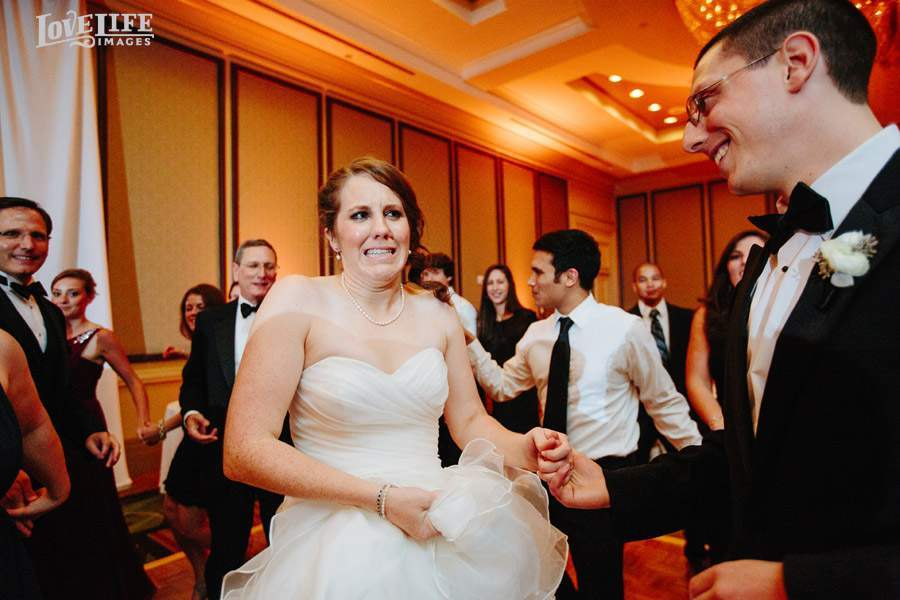 Hyatt Reston wedding