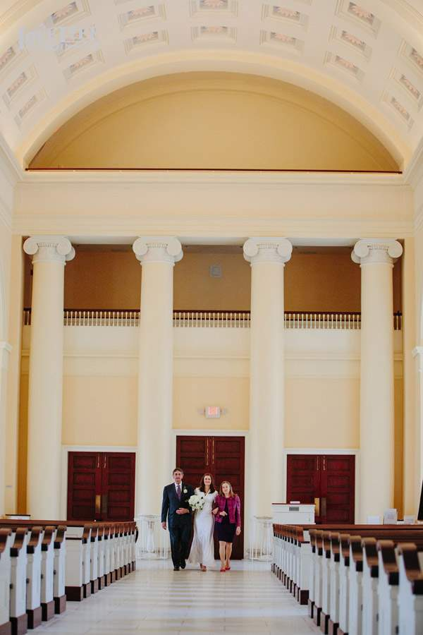 Baltimore Basilica wedding
