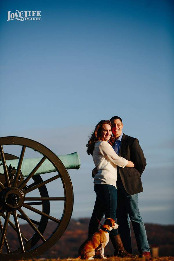 Antietam portrait session