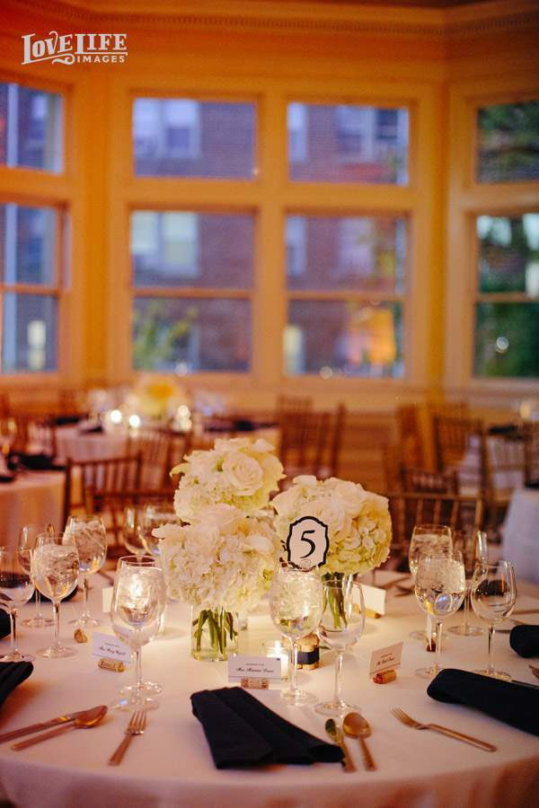 DC wedding Josephine Butler Mansion