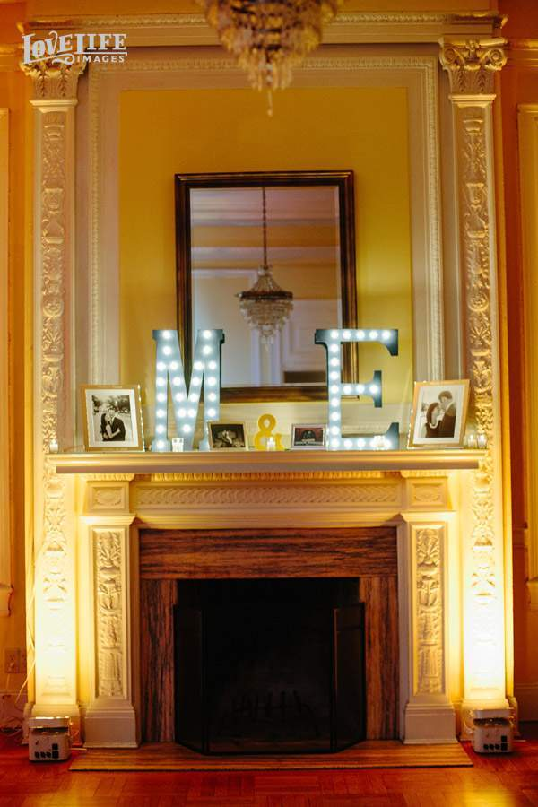 Josephine Butler Mansion DC wedding