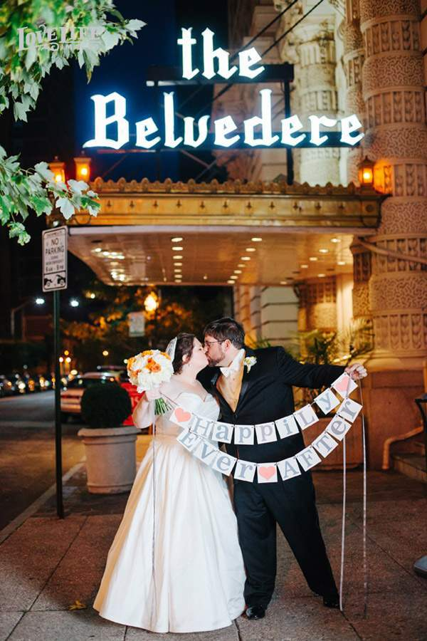 belvedere hotel baltimore wedding