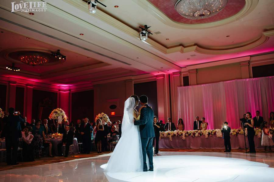 Mandarin Oriental Hotel DC wedding