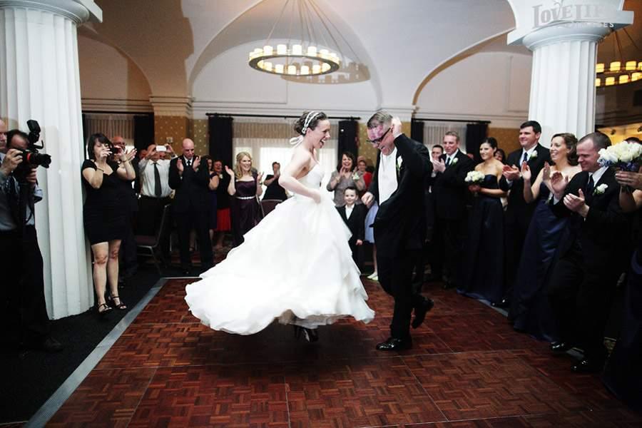 Hotel Monaco wedding in DC