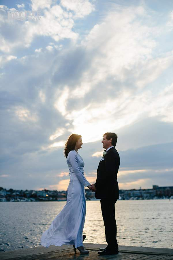 Baltimore Bride prioritizing wedding photography