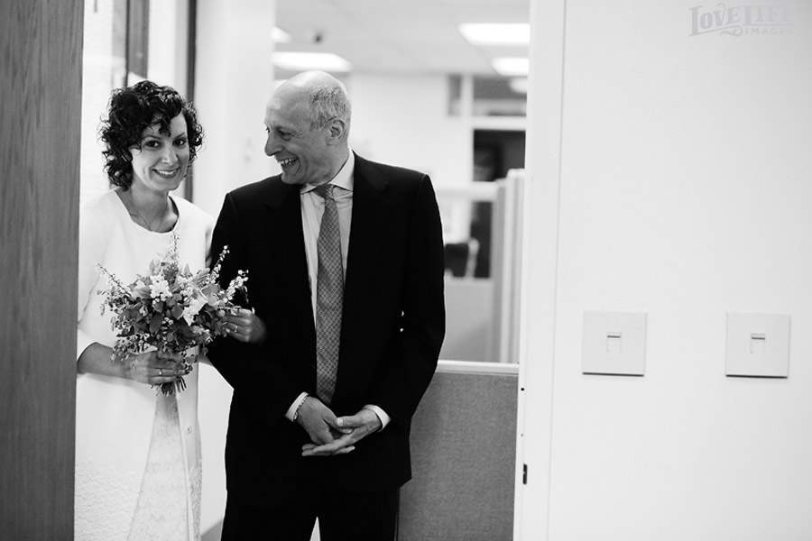Baltimore courthouse wedding