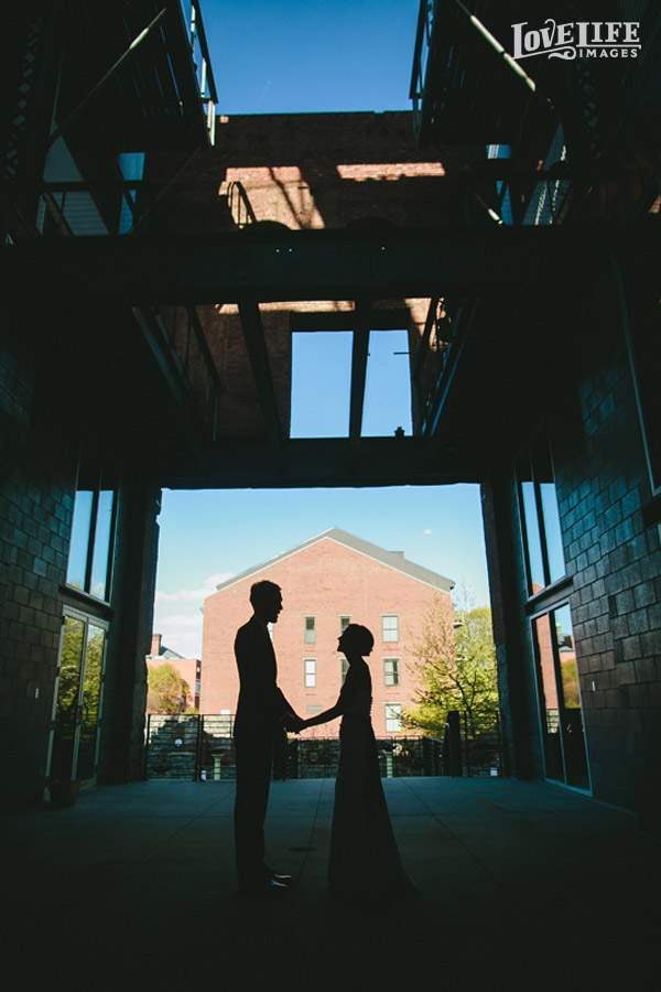 Corradetti Glassblowing Studio Wedding