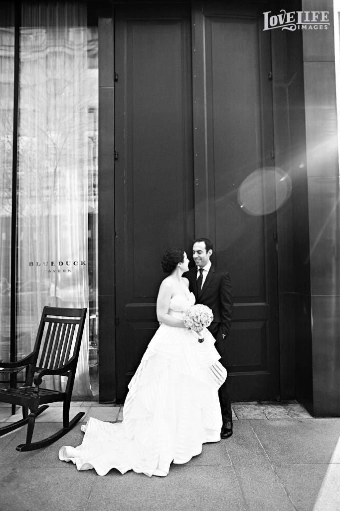 DC Park Hyatt Wedding