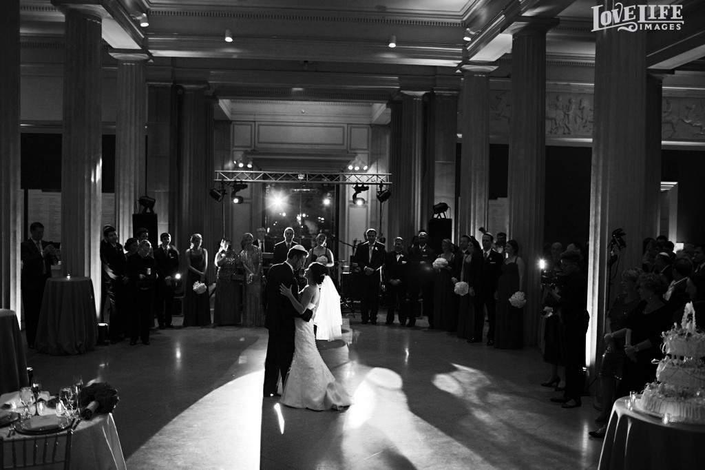 Corcoran Gallery DC Wedding