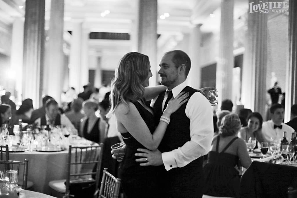 Corcoran Gallery of Art DC Wedding