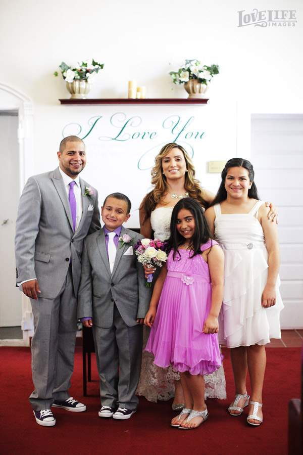 Anne Arundel Courthouse wedding