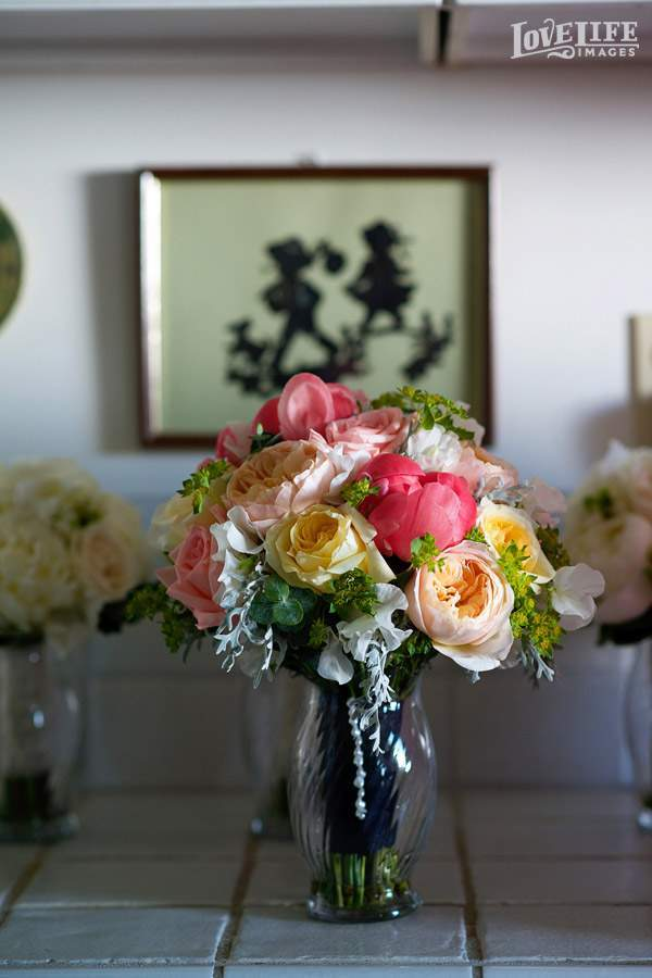 At-home Eastern Shore wedding