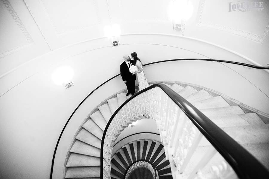 Hotel Monaco DC Wedding