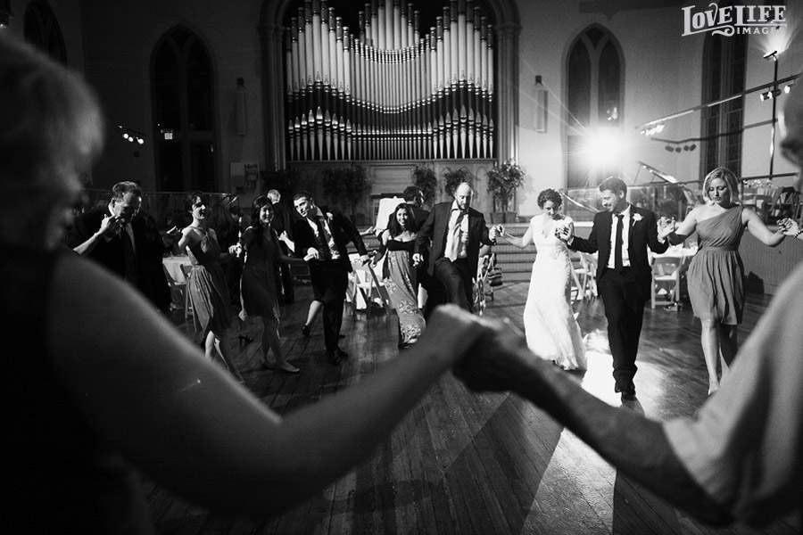 Westminster Hall Baltimore wedding