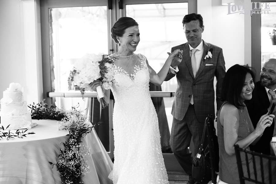 Historic London Town and Gardens wedding