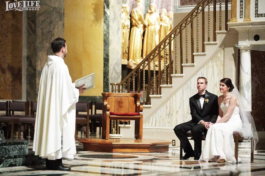 Fairmont Hotel DC wedding