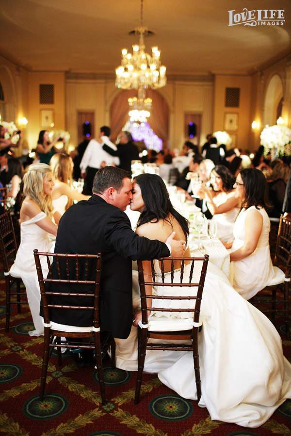 Baltimore Country Club wedding