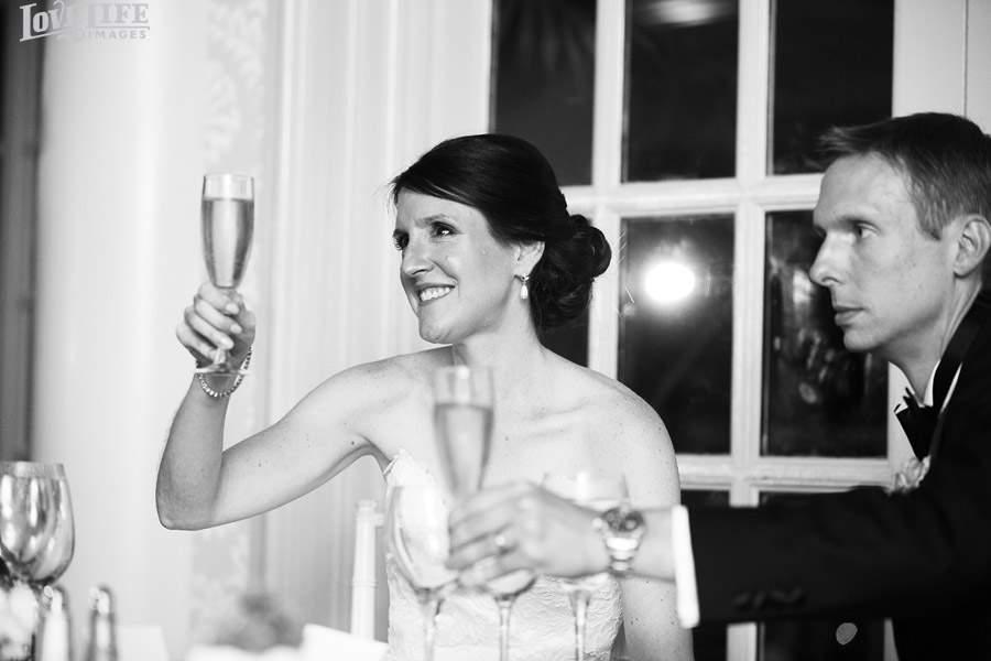 DC Fairmont Hotel wedding