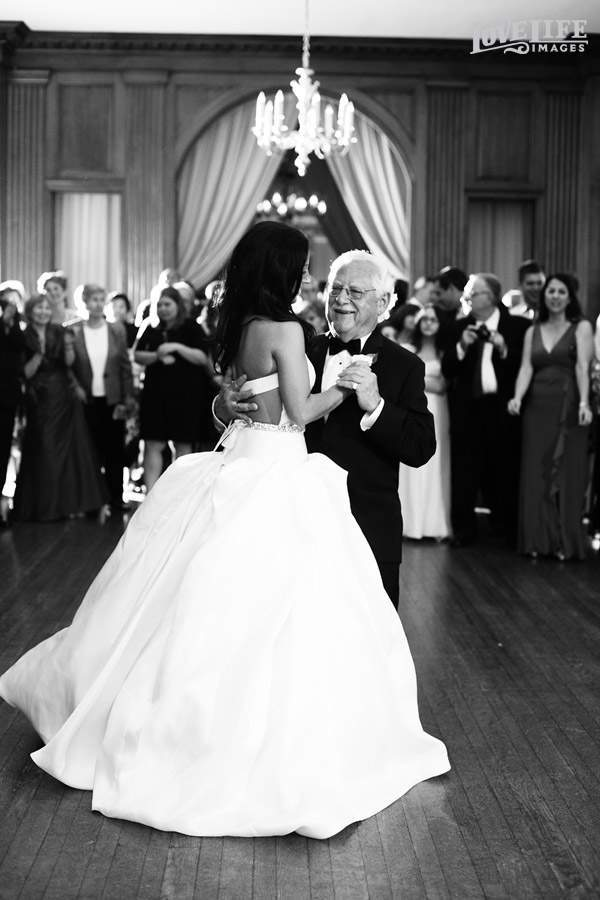 Baltimore Country Club wedding