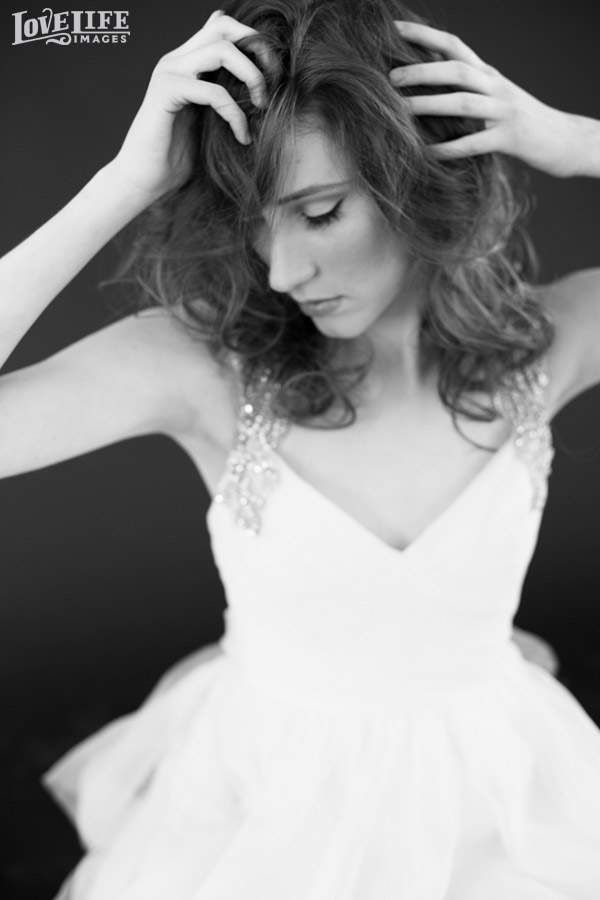 Jennifer Domenick Love Life Images Bridal Shoot