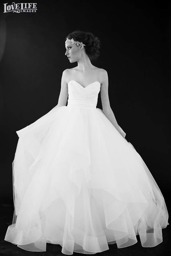 Jennifer Domenick Love Life Images Bridal Shoot
