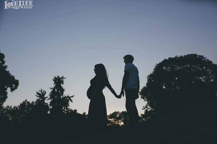 Elisha Maternity Photos