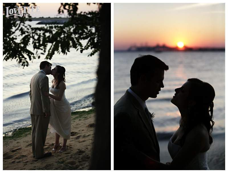 Chesapeake Bay Beach Club wedding