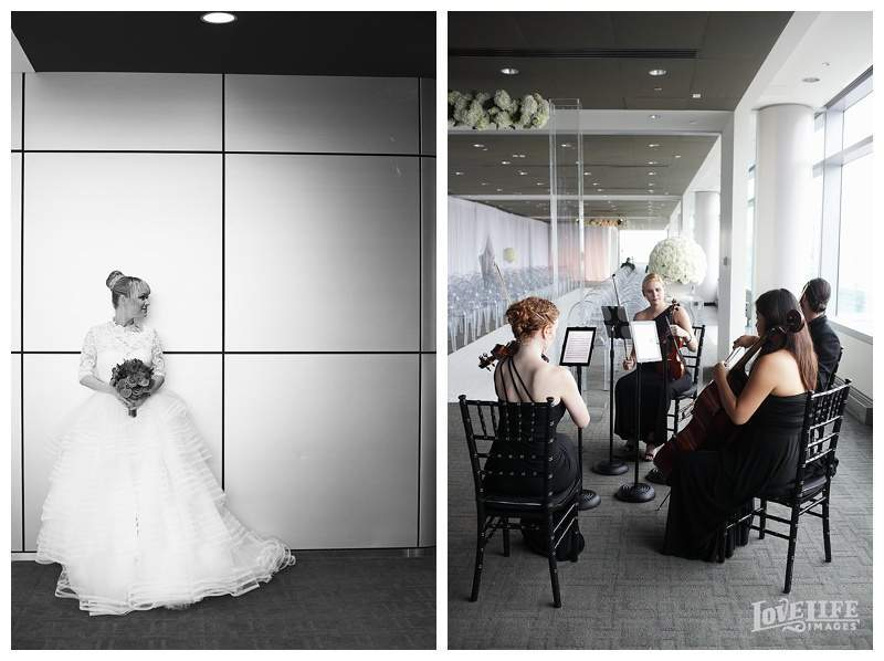 Newseum DC wedding