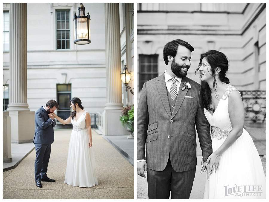 Anderson House wedding DC
