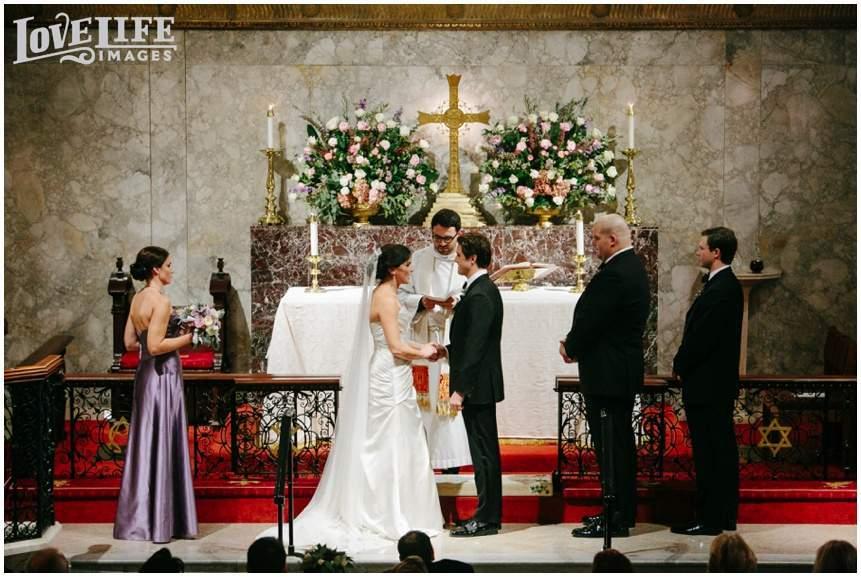 Decatur House DC Wedding