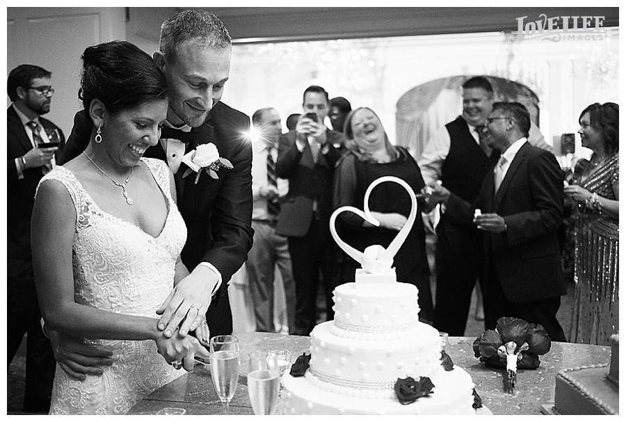 Fairfax Embassy Row wedding