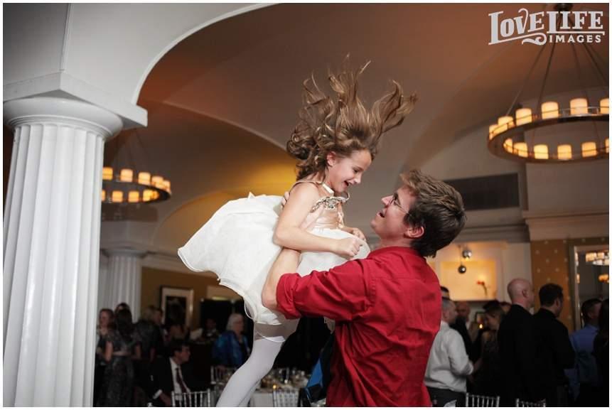 Fall Hotel Monaco DC wedding