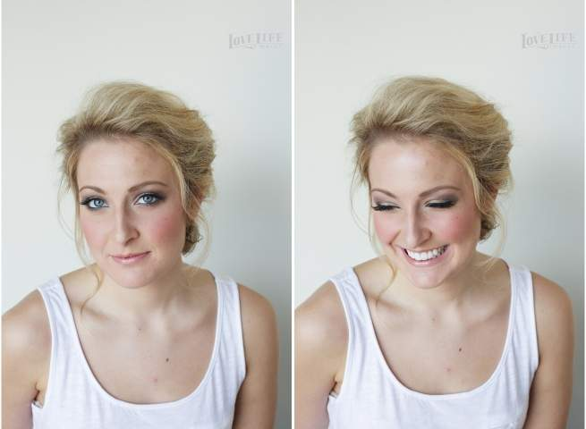 Bridal makeup inspiration
