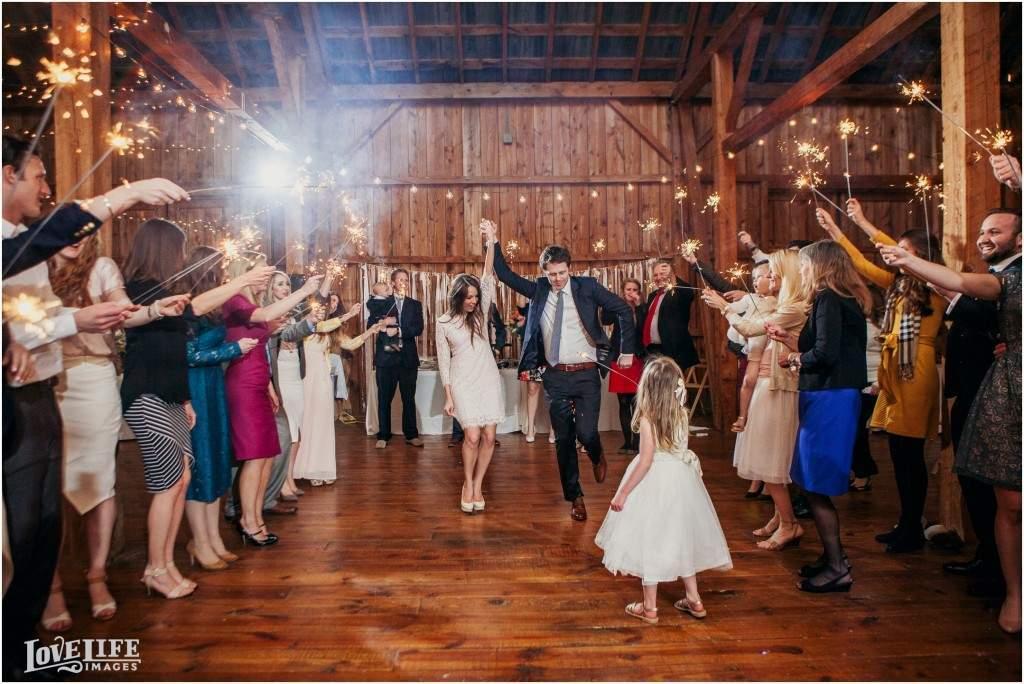 private farm wedding