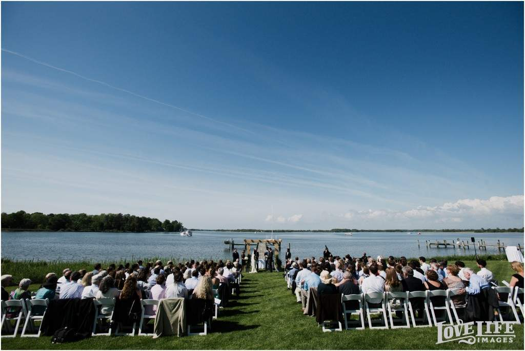 Eastern Shore MD wedding