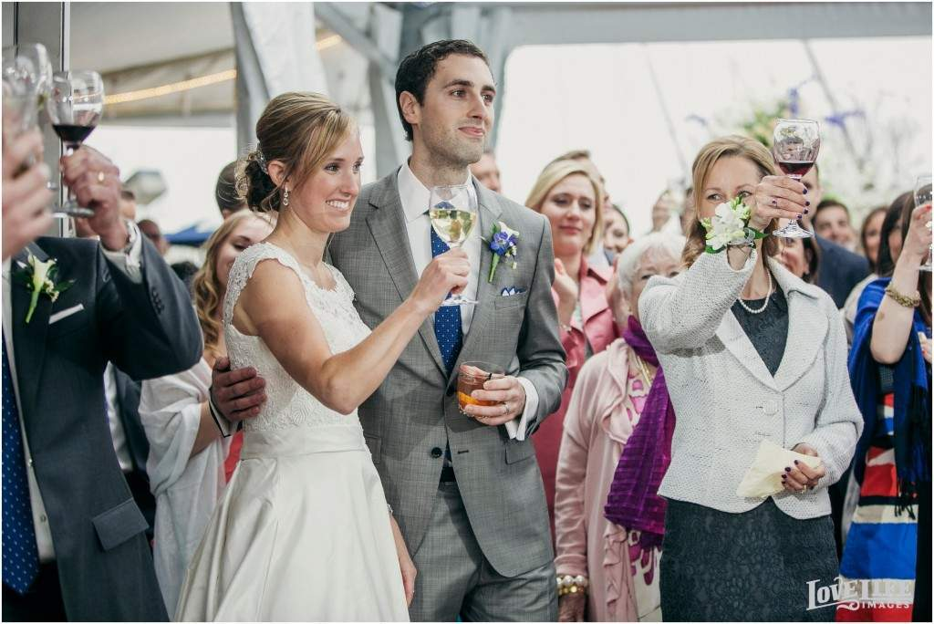 Annapolis Yacht Club wedding