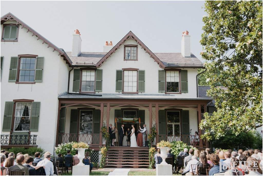 Lincolns Cottage Wedding