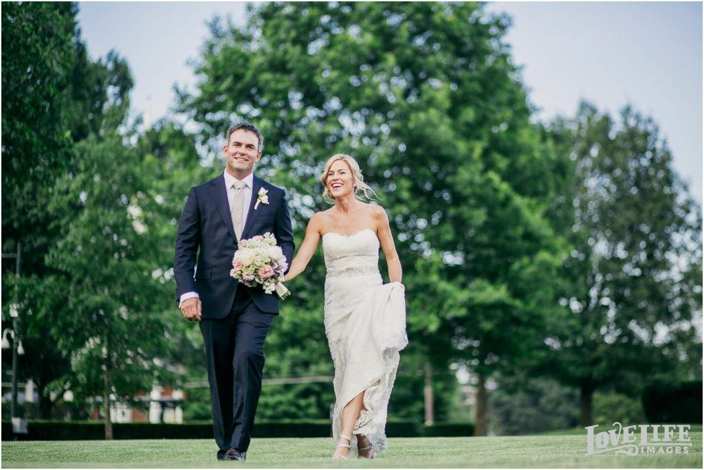 Columbia Country Club Wedding