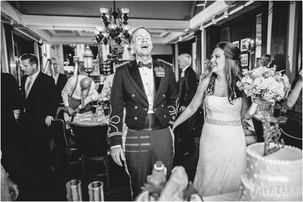 Columbia Firehouse Wedding